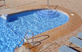 Swimming Pool Royalty Free Stock Photography - 1766257