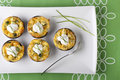 Quiche Appetizer Stock Photography - 17643812
