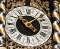 OLD CARRIAGE CLOCK Stock Photo - 17644440