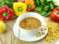 Minestrone Soup Stock Image - 17650261