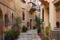 Street In   Old Mediterranean Town Stock Photography - 17661652
