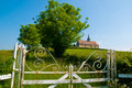 Church On A Hill Royalty Free Stock Photography - 17668477