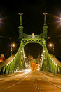 Bridge In Budapest Royalty Free Stock Photo - 17686905