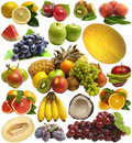 Fruit And Vegetables Royalty Free Stock Photography - 17691827