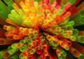 Straws Abstract Royalty Free Stock Photos - 1772428