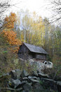 Water Mill - Autumn Landscape Royalty Free Stock Images - 1777129