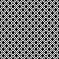 Diamond Vector Repeat Tiled Pattern Royalty Free Stock Photography - 17721587