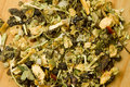 Home Made Italian Mixed Dried Herbs Stock Images - 17749544