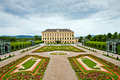 Schonbrunn Palace In Vienna Royalty Free Stock Image - 17766846