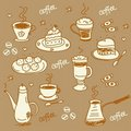 Coffee Set Stock Photography - 17770832