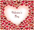 Heart Frame Royalty Free Stock Images - 17799049