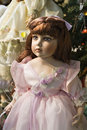 Christmas Doll Stock Photography - 1780142