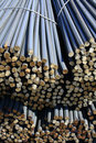 Steel Rods Stock Photography - 17825362