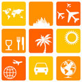 Holiday Icons Stock Photography - 17827422