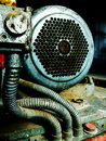 Old Engine Stock Photography - 17850622