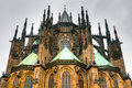 St Vitus Cathedral Royalty Free Stock Photo - 17867235