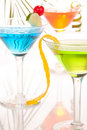 Martini Party Cocktails Stock Images - 17885104