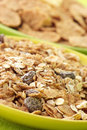 Breakfast Cereal Close-up Stock Photo - 17888670