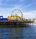 Santa Monica Pier Stock Photography - 17899832