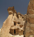 Sandstone Formations In Cappadocia Royalty Free Stock Photography - 1791347