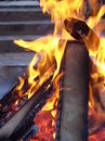Outdoor Fire Royalty Free Stock Images - 1791699