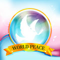 World Peace Royalty Free Stock Image - 17907716