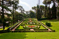 View At The Vatican Gardens Stock Images - 17911074