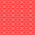Background Red Seamless Floral Pattern Wallpaper Royalty Free Stock Images - 17945929