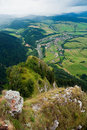 View From Three Crowns Royalty Free Stock Photo - 17954415