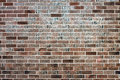 Red Brick Wall Royalty Free Stock Images - 17956279