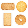 Assorted  Biscuits Royalty Free Stock Image - 17964966