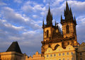 Church Of Our Lady Before Tyn Stock Photo - 17985310