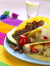 Tacos And Tequila Royalty Free Stock Photos - 17994518