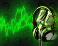 Music Energy (+clipping Path, XXL) Royalty Free Stock Image - 1809736