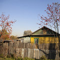 Russian Village Royalty Free Stock Images - 18027739