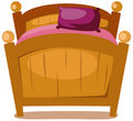 Bed Stock Photo - 18058440