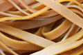 Brown Rubber Band Stock Image - 18062011