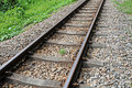 Railway Track Royalty Free Stock Image - 18067526