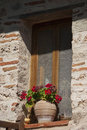 Monastery Flowers Royalty Free Stock Images - 18068199