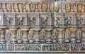 Carving At Keshava Temple,Mysore Royalty Free Stock Image - 18080476
