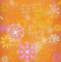 Snowflakes Background Royalty Free Stock Photos - 1817408