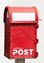 Postbox Royalty Free Stock Photography - 18140367
