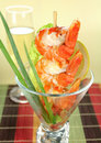 Shrimp Cocktail Royalty Free Stock Images - 18145579