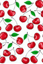 Cherry Pattern Stock Images - 18151294