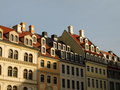 House Roofs In Dresden Stock Image - 18151401