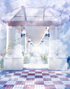 Gateway To Heaven Royalty Free Stock Photography - 18174017