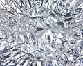 Wrinkled Aluminum Foil Royalty Free Stock Images - 18182529