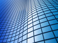 Office Building On A Background Of The Blue Sky Royalty Free Stock Photos - 18187268