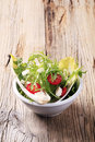 Light Salad Royalty Free Stock Photography - 18209357