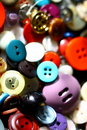 Buttons Royalty Free Stock Photo - 18216655